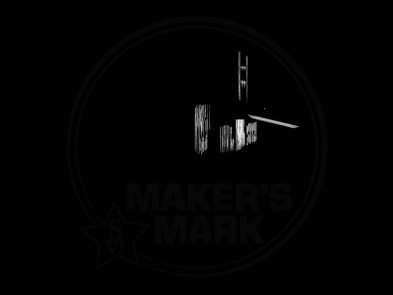 Maker's Mark Logo by Kristen Whiddon on Dribbble.