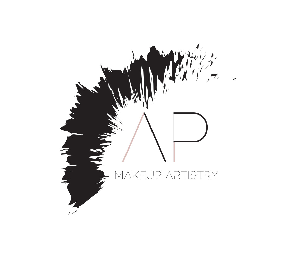 Business Logo Design for AP Makeup Artistry by Aleksas Step.