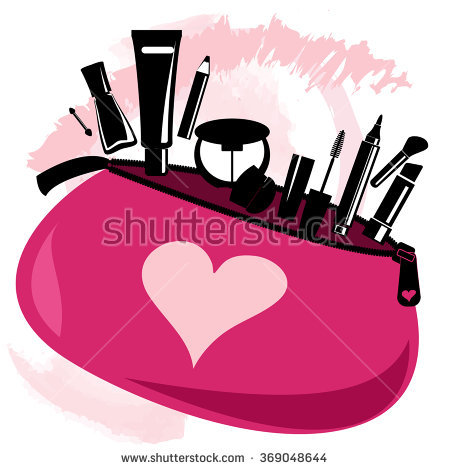 Makeup Bag Isolated Stock Vectors, Images & Vector Art.
