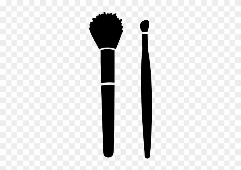Makeup Brush Cosmetics Clip Art.