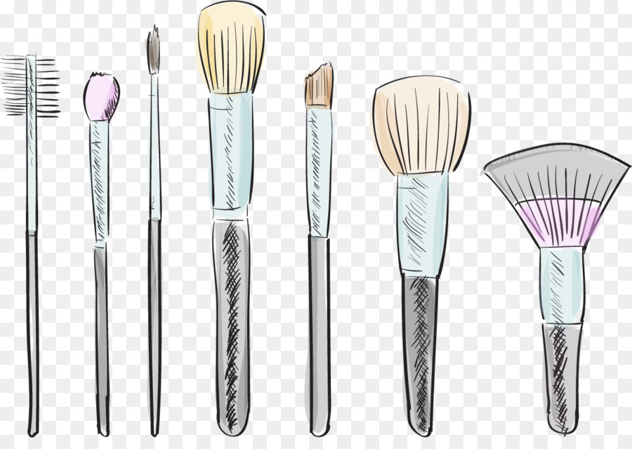Watercolor Brush png download.