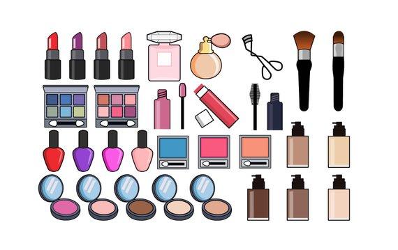 Makeup clipart » Clipart Station.