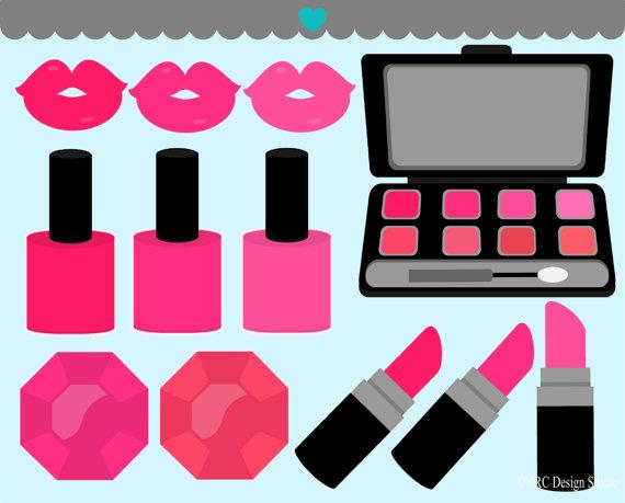 Makeup Clip Art Free.