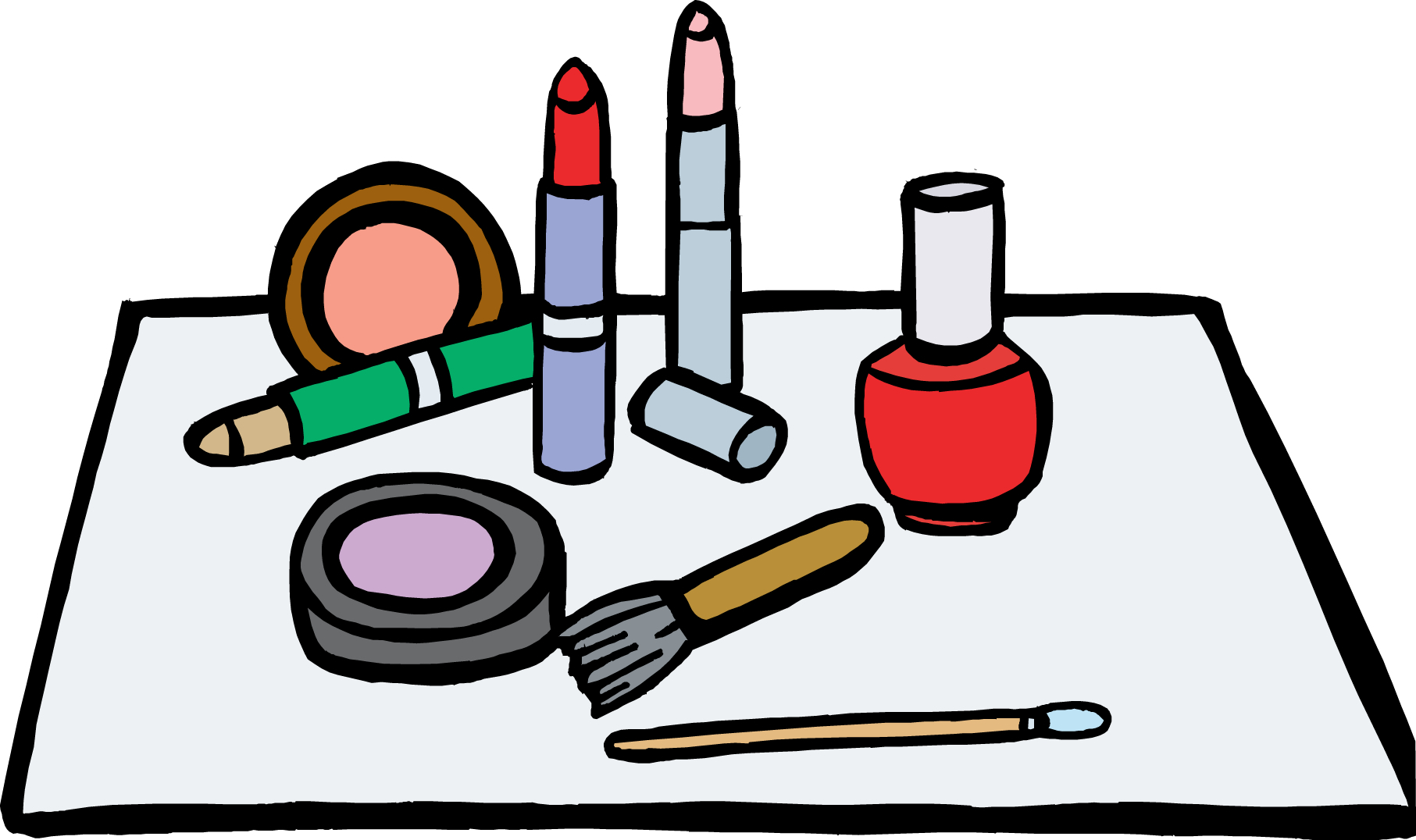 The best free Makeup clipart images. Download from 159 free.
