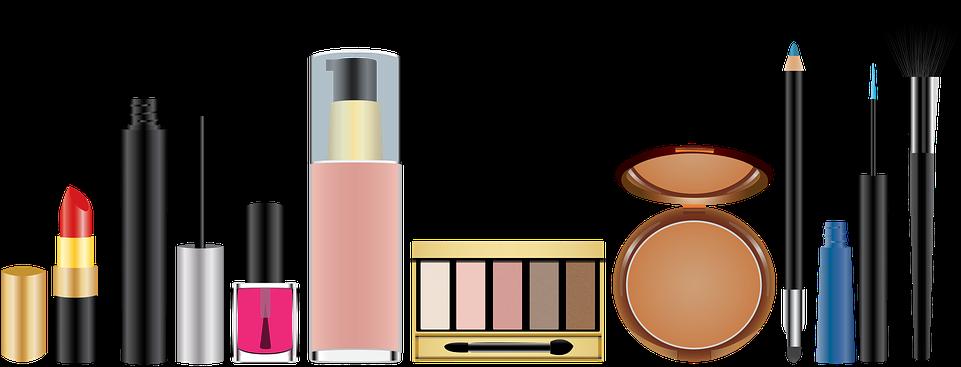 Makeup Clipart Transparent Background.