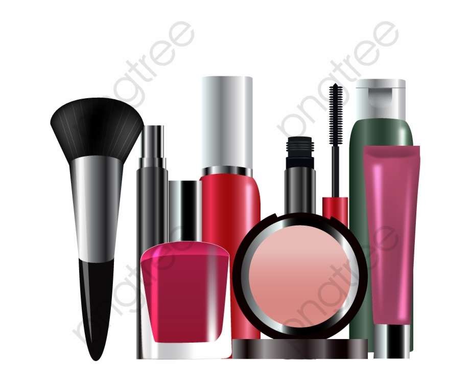 Makeup Kit Png.