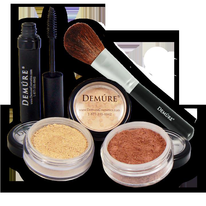 Starter Mineral Makeup Kit.