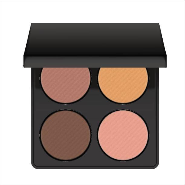 Best Eyeshadow Palette Illustrations, Royalty.