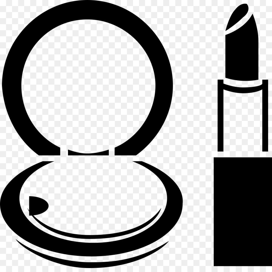Makeup Cartoon clipart.