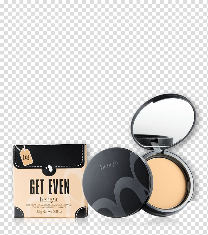 Face Powder Benefit Cosmetics Foundation, makeup powder.