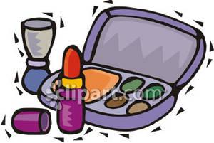 Makeup Set.