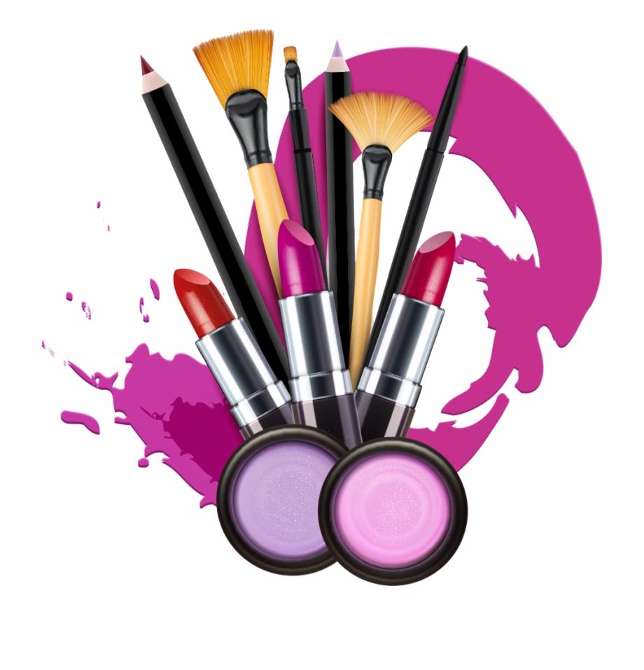 Lipstick Artist Photography Makeup Vector Cosmetics.