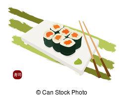 Maki Illustrations and Stock Art. 1,458 Maki illustration and.