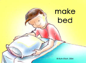 75+ Make Bed Clipart.