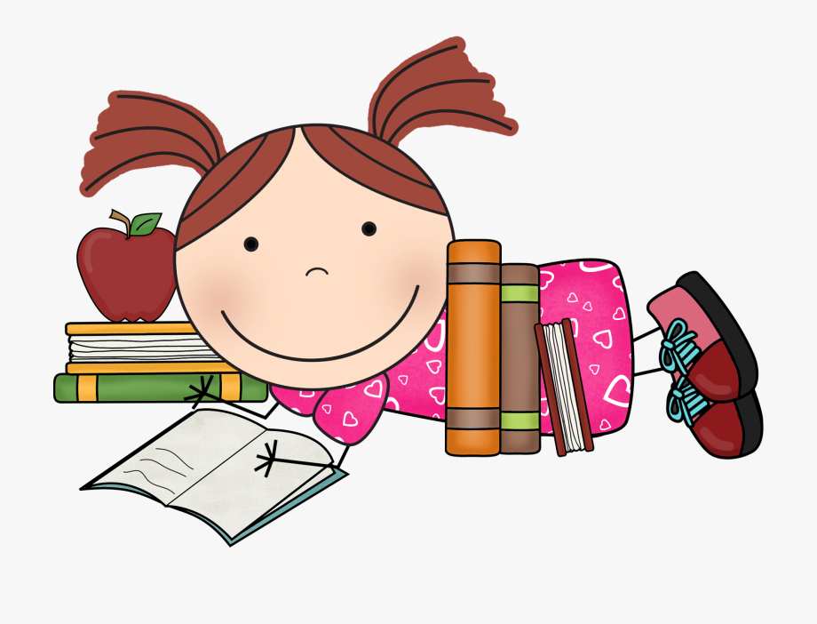 Clip Art Royalty Free Library Stick Kids Reading Clipart.