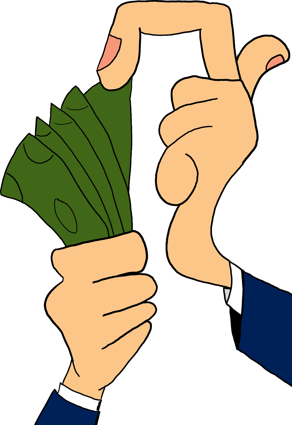 Animated Money Clipart.