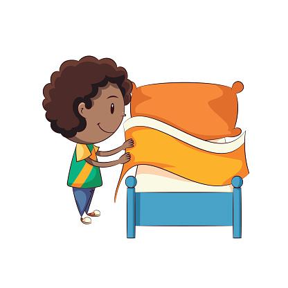 Make Bed Clipart & Make Bed Clip Art Images.