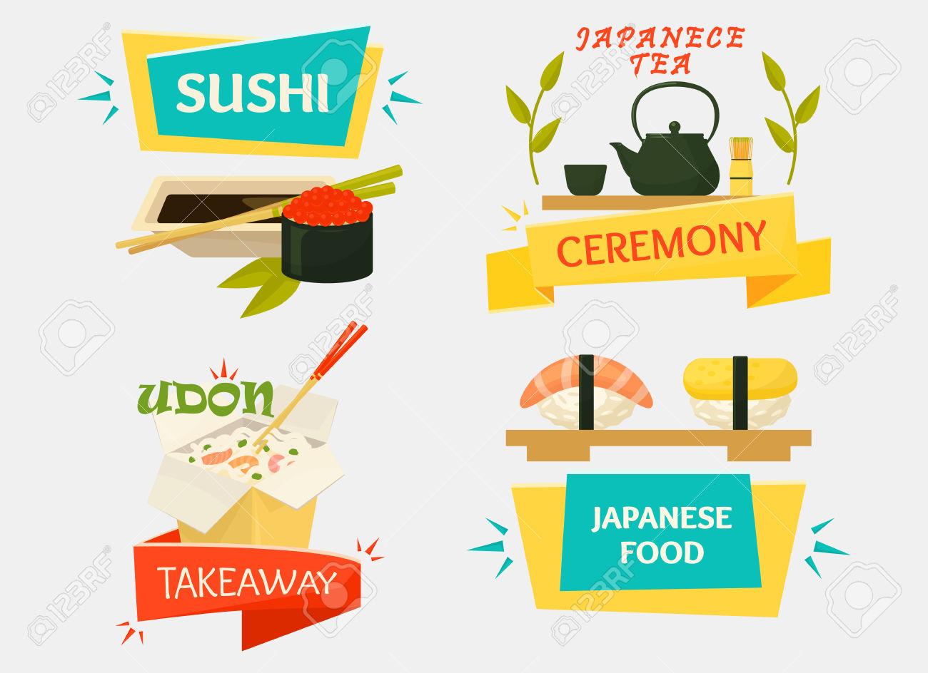 Uramaki Sushi With Wasabi Sauce, Japanese Makizushi With.