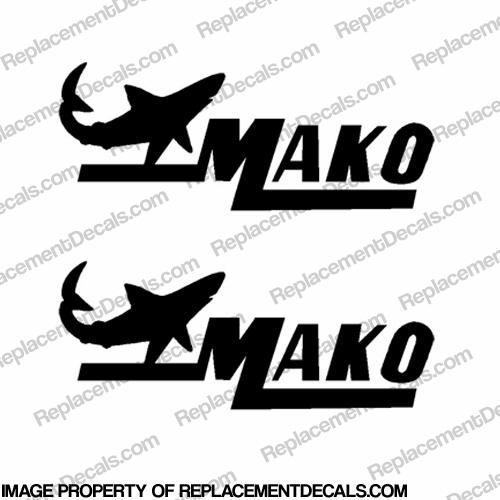 Mako Shark 56\