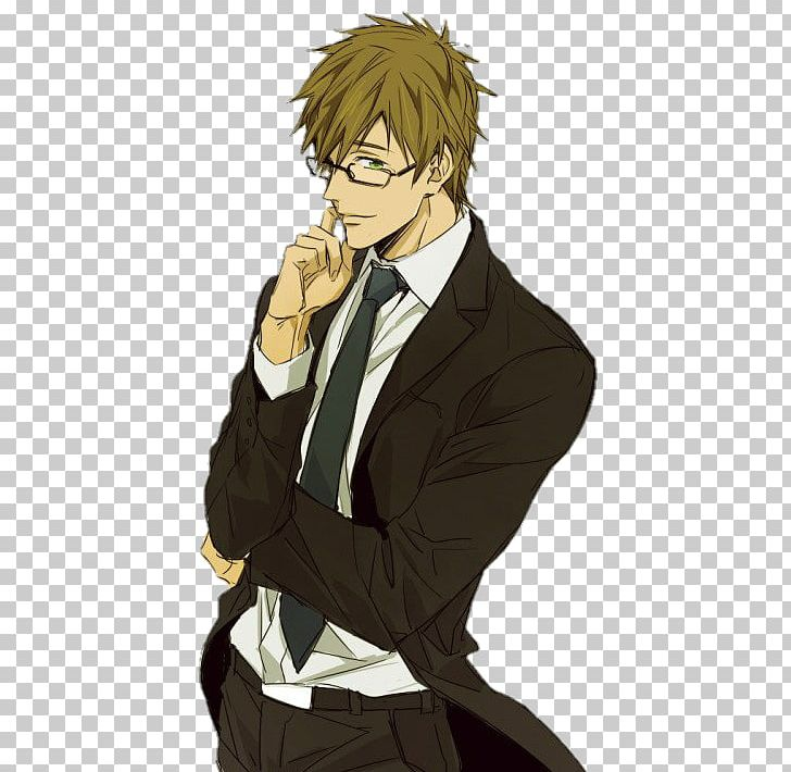 Makoto Tachibana Anime Character Television Show PNG.