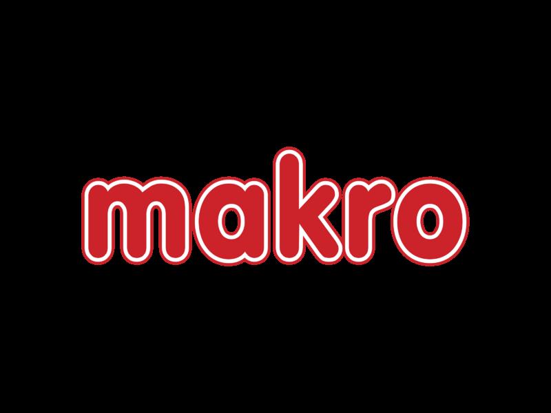 Makro Logo PNG Transparent & SVG Vector.