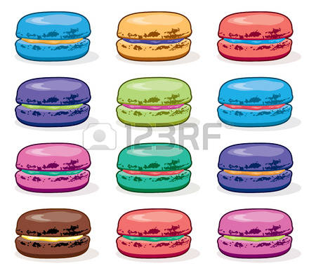1,502 Macaron Stock Illustrations, Cliparts And Royalty Free.