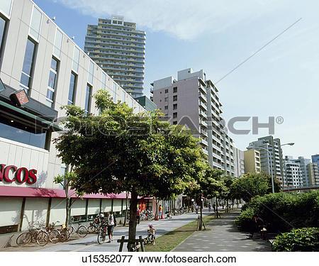 Picture of Makuhari Bay Town, Chiba, Japan u15352077.