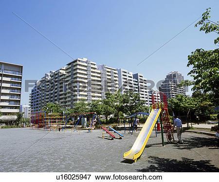 Picture of Makuhari Bay Town, Chiba, Japan u16025947.