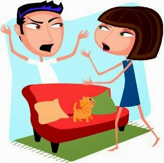 Family Relationships Clipart.
