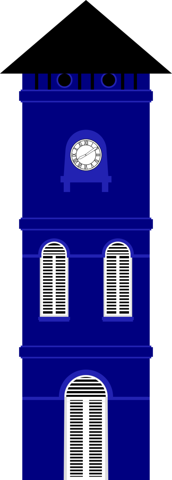 Tan Beng Swee Clock Tower Malacca.