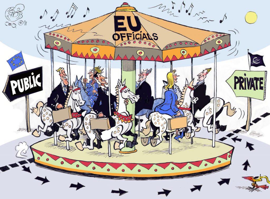 "EU ""fraude"" Mafia: The powerful allies of Edi Rama."