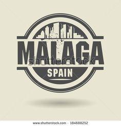 Malaga Stock Vectors & Vector Clip Art.