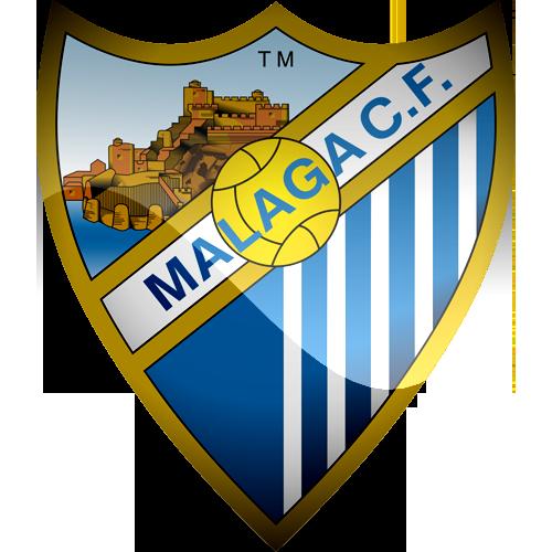 Malaga CF Logo 3D.