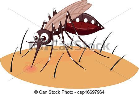 Malaria Clipart.