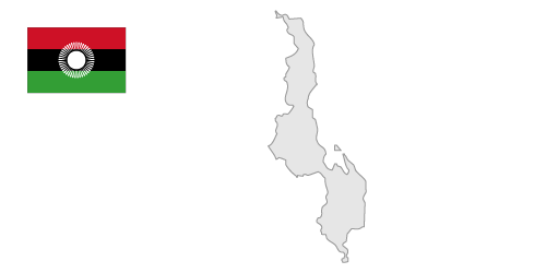 Malawi Clipart Clipground - Malawi map png
