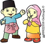Malay Clip Art.
