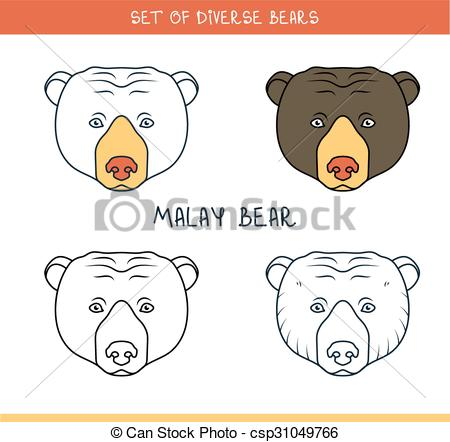 Malayan Clipart and Stock Illustrations. 131 Malayan vector EPS.