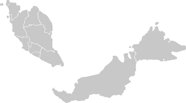 Blank Malaysia Map Clip Art at Clker.com.
