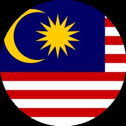 Malaysia flag clipart.