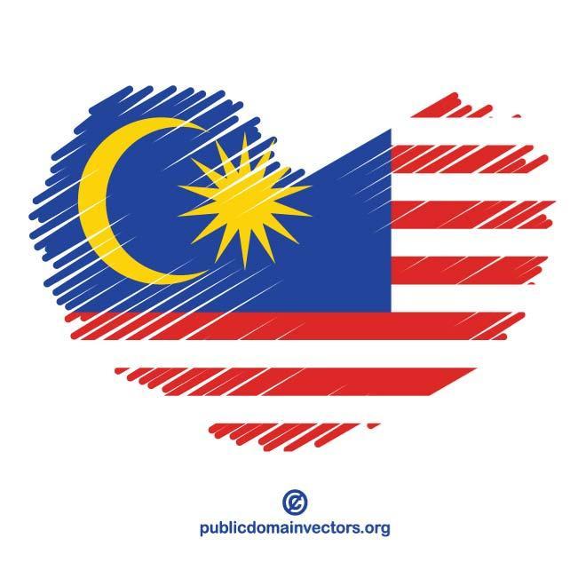 MALAYSIAN HEART.
