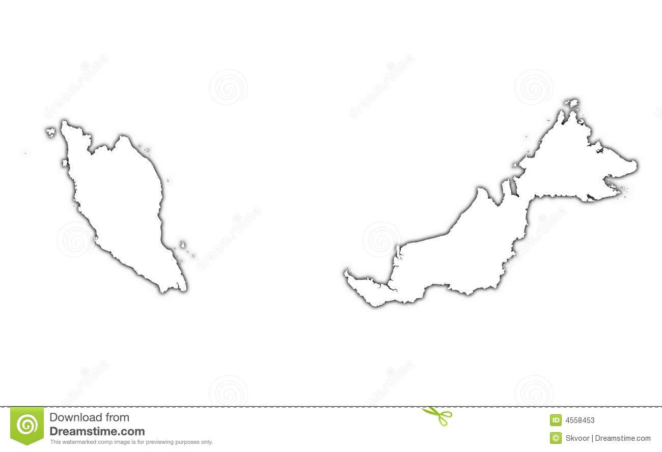Map Malaysia Stock Illustrations.