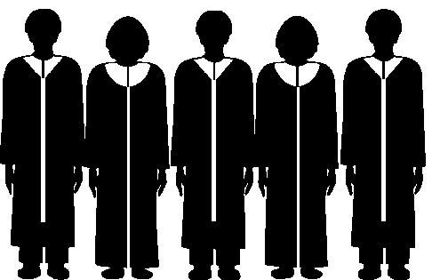 Male choir clipart 1 » Clipart Portal.