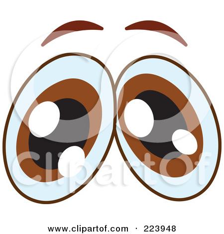 Showing post & media for Cartoon eyes clip art men.