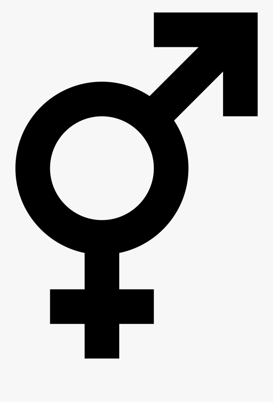 Male Female Symbol Png , Free Transparent Clipart.