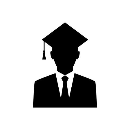 8,269 Graduate Silhouette Stock Illustrations, Cliparts And.