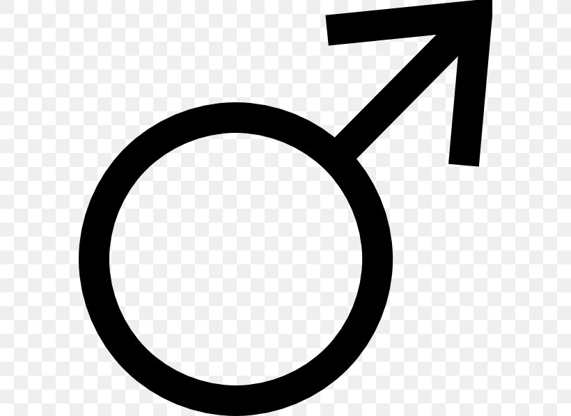 Gender Symbol Male Clip Art, PNG, 594x598px, Gender Symbol.