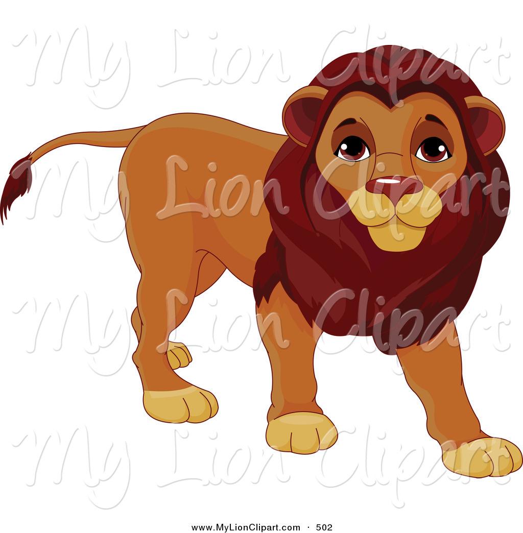 Cute Lions.