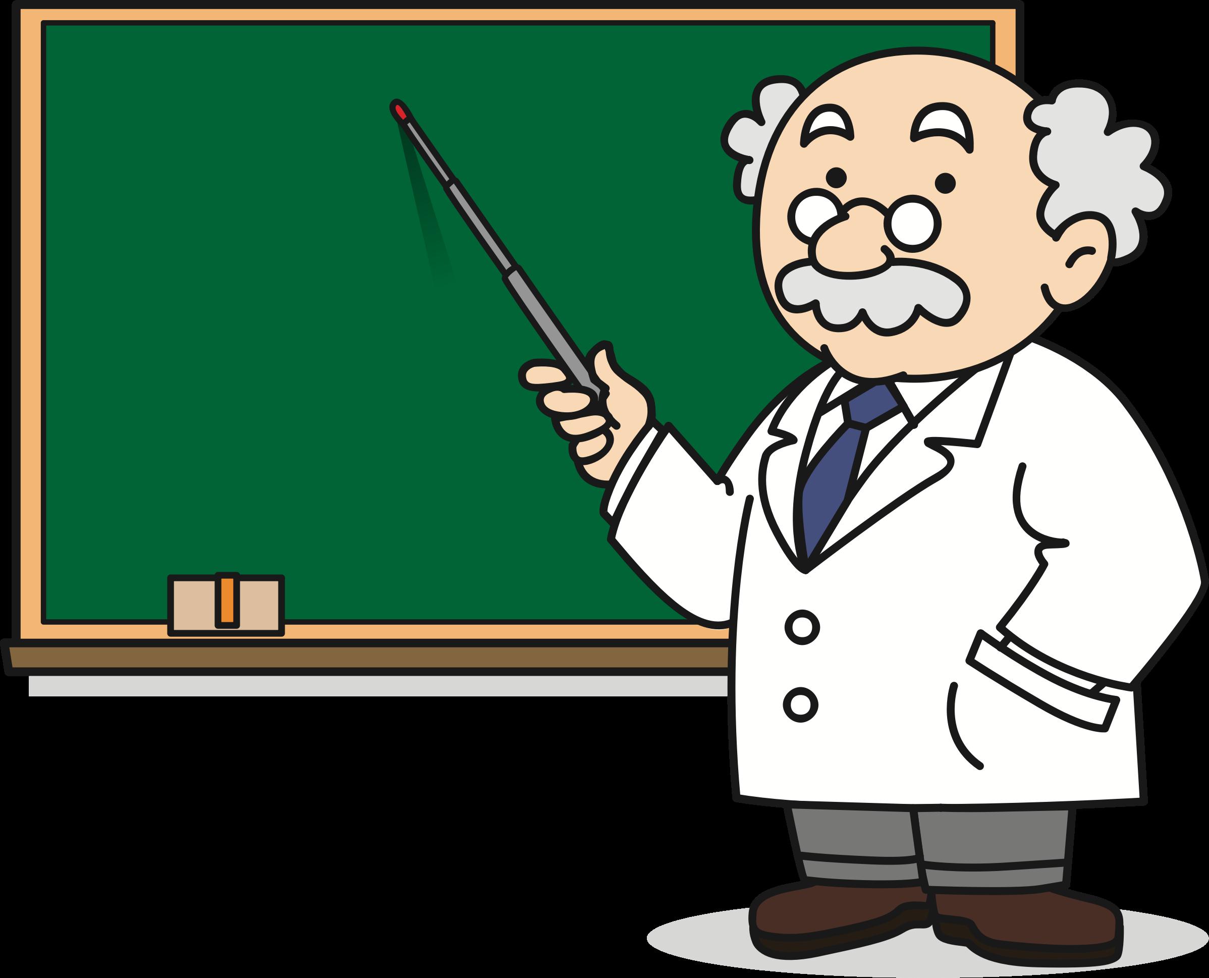 Teach clipart male professor, Teach male professor.