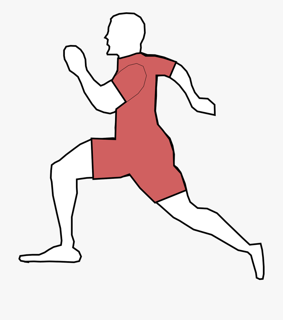 Man Running Male Run Sport Png Image.
