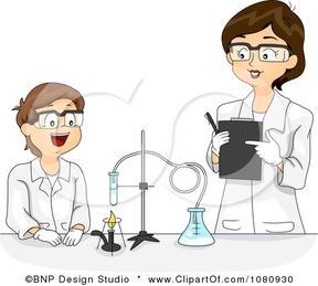 Science Teacher Clip Art.